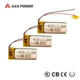 Batterie de polymère de lithium des batteries rechargeables 3.7V 430mAh