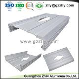 Perfil de alumínio para equipamento de áudio do carro radiador com a norma ISO9001