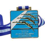 Medaglia all'ingrosso su ordinazione del premio di sport di Glister