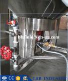 Camisa de aço inoxidável automática do aquecimento de gás da ignição que cozinha o potenciômetro
