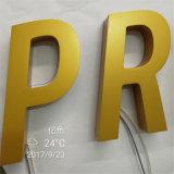 Знак письма доски отрезока лазера пластичный акриловый