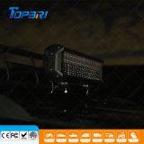 Barra chiara LED del quadrato di IP67 17inch 216W del veicolo combinato di riga