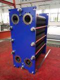 Cambiador de calor cubierto con bronce de la placa para el tratamiento de aguas residuales