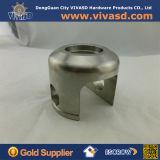 Pieza de aluminio trabajada a máquina CNC de la alta calidad
