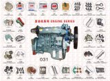 pièces de rechange Sinotruk HOWO Kits de Segment de piston (Vg1560030040)