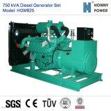 750kVA Googol 엔진 50Hz를 가진 디젤 엔진 발전기 세트