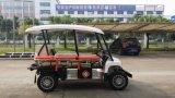 Beste kundenspezifische Moblile medizinische Fahrzeug-elektrisches Krankenwagen-Fahrzeug