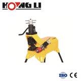 rainureuse hydraulique à rouleaux de 1100W/ tuyau en acier inoxydable (de la machine de rainurage YG12D)