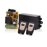 Un canal RF 433 MHz récepteur sans fil pour contrôle de la porte d'automatisation encore401-X. PC