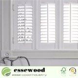 Volets de bois de la fenêtre de volets en vinyle de plantation pour la chambre Décoration de fenêtre