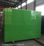 고품질 녹색 박판으로 만들어진 유리