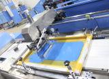 Constructeur automatique de machine d'impression d'écran de 5 de couleurs bandes d'étiquette