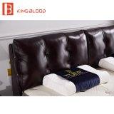 auf Verkaufs-besten Qualitätsleder-Bett-Entwürfen für Bett-Raum-Möbel