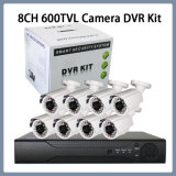 8CH 600tvl 사진기 DVR 장비 (SV-DK08W2C60)
