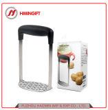 Многофункциональные кухонные приспособления давления картофель или картофельное пюре с чесноком и нержавеющей стали и пластмассовую ручку