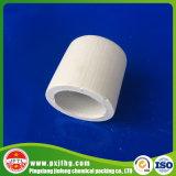 Boucle en céramique de Raschig pour l'industrie pétrochimique (6mm 10mm 15mm 25mm 38mm 50mm 76mm 90mm 100mm)