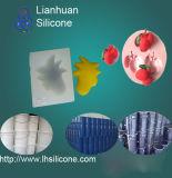 Alta resistencia caucho de silicona RTV-2 para la fabricación de moldes de la mezcla de jabón 100/3