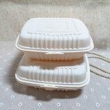 Migliore casella di pranzo poco costosa di vendita di Bento del padellame a gettare dei prodotti con i divisori