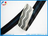 Мода дизайн пользовательского шаблона из жаккардовой ткани из тканого материала для гитары ремешка