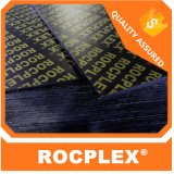 Пленка Rocplex Brown смотрела на переклейку, переклейку конструкции 15mm конкретную
