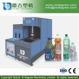 Machine de moulage d'animal familier de coup semi automatique de bouteille
