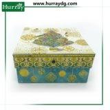 Kundenspezifische Papppapier-Geschenk-Kästen für Verpackung/das Verpacken