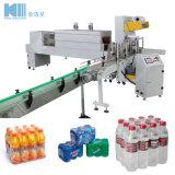 Automatic máquinas de llenado del vaso de agua mineral.