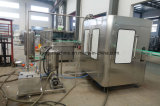 Flaschenabfüllmaschine des automatischen des Saft-gekohlten Getränkeunterlegscheibe-Einfüllstutzen-Mützenmacher-3 Geräten-in-1