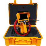DVRの手持ち型の防水CMOSの管の下水道の点検カメラ