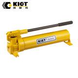 haltbare materielle hydraulische 700bar Stahlhandpumpe für Zylinder