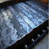 Correa que raspa del acero inoxidable para el transportador