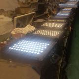 단계 온난한 백색 72X3w 동위 64 LED 프레넬 반점 빛