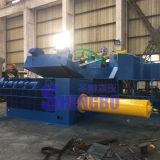 Aparas hidráulicos automáticos do metal que comprimem (fábrica)