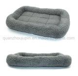 OEM 스웨드 온난한 애완 동물 고양이 개 방석 패드 매트 침대