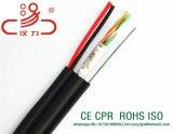 Paires 24AWG du câble 25 du câble Utpcat5e de réseau local Cable&Network