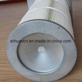 Industriële Patroon van de Filter van de Lucht van de Polyester Één Open Eind