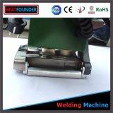 Máquina automática del soldador de la bandera de la flexión del aire caliente de la pistola de calor del triac de la soldadora del perfil del PVC