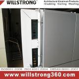Willstrong zinc pour la façade du panneau composite