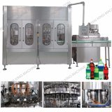 Máquina de enchimento automática cheia da água Carbonated em China