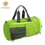 Зеленый поездки багаж сумку Knapsack Duffel рюкзак багажного отделения с большой емкости