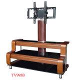 居間の家具の木製のテレビ表TVの立場