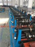 Peldaños de la escala del andamio que sueldan la fábrica de máquina de Rollformer