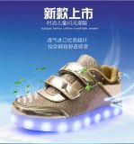 Дети СВЕТОДИОДНЫЙ ИНДИКАТОР аккумулятор обувь мода обувь