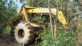 Registro Registro de Tractor de madera pinza cargador para la venta