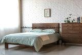 Festes hölzernes Bett-moderne doppelte Betten (M-X2283)