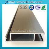 Profil en aluminium populaire du Libéria pour la porte coulissante de châssis de fenêtre