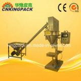 Hot Sale Semi-automatique Machine de remplissage de poudre sèche avec vis sans fin