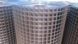 Rete metallica saldata galvanizzata tuffata calda a basso tenore di carbonio