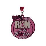Alliage de zinc métal Médaille Marathon trophée sportif