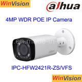 Câmera Ipc-Hfw2421r-Zs/Vfs do CCTV do IP do ponto de entrada 4MP do IR da bala de Dahua Alhua